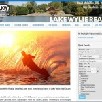 Another Charlotte NC area Website Developed for Lake Wylie Realty