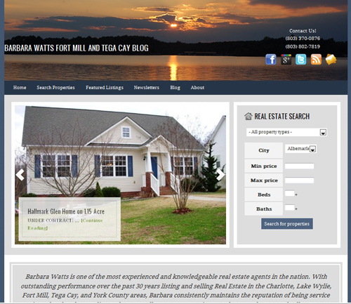 WordPress & IDX - A Realtors Best Website Choice for Blogging