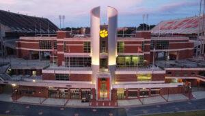 Amazing Aerial Video of Clemson University